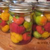 Pickling Peppers: a super-easy way to preserve your little peppers!