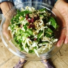 Best Shredded Kale Salad in the Land *recipe*