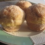 Sugared-Donut Muffins