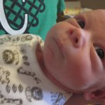Emmett Lee: our first grandson