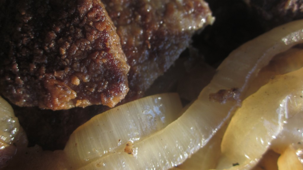 Liver and onions recipe: the secret that makes it irresistible!