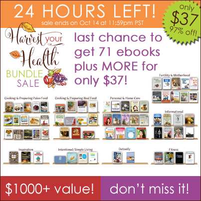 Harvest_Your_Health_Bundle_Sale_403X403_24hours