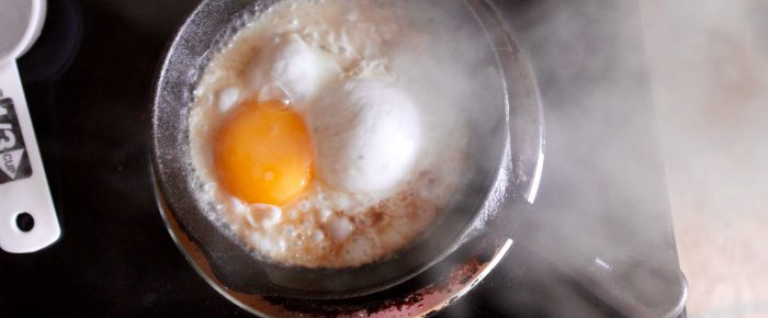 David's Semi-Poached Eggs: a better way to poach an egg: another 5MBM!