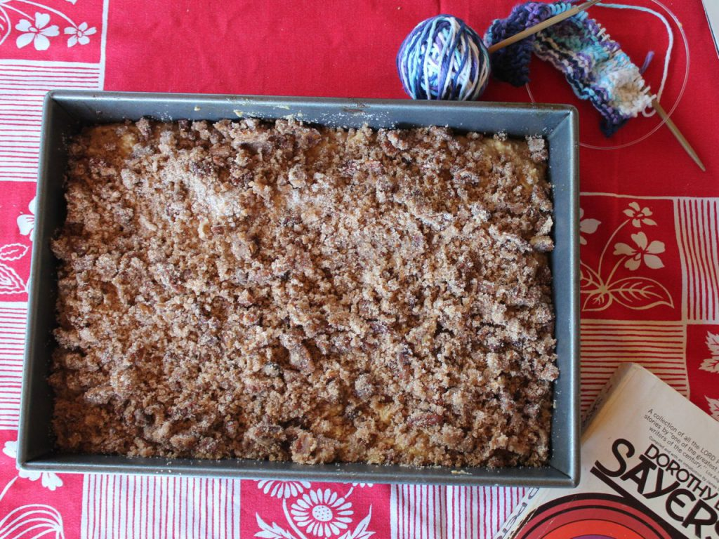 Better Homes And Gardens Streusel Coffee Cake
