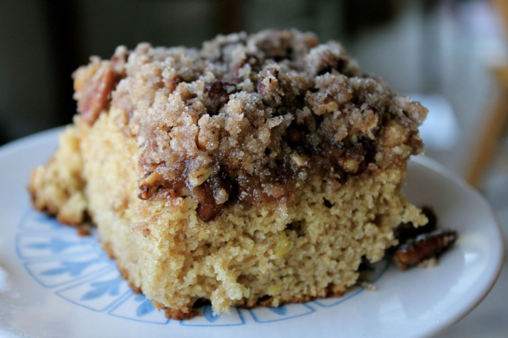 Cowboy Coffeecake, in a word: Yum.