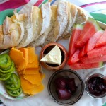 Charcuterie Tray: a classy take on the 5-Minute Breakfast Mission