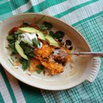 It's a twofer: Chicken Enchiladas for Company + dry enchilada sauce mix!
