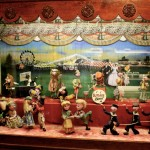 """Road Trip: Marionettes in the gas station: """"R Place"""" Family Eatery"""