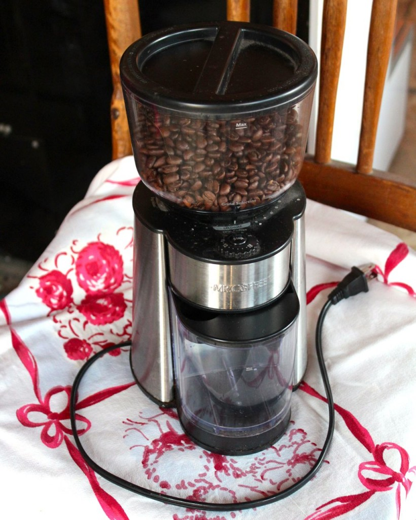 Oh yeah. Grinding your own coffee beans in this will elevate your coffee quality overnight!