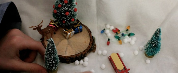 Embracing Whimsy: Miniature Plastic Deer Kits and a Giveaway!