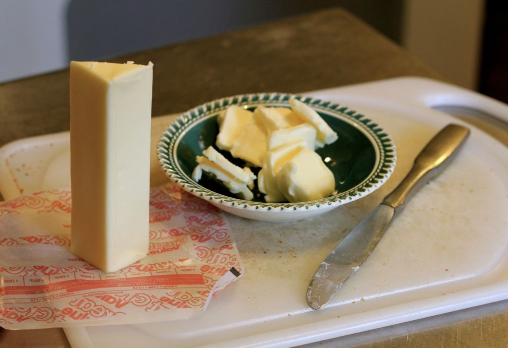 It takes only minutes to go from frozen solid to softened butter, using this trick.