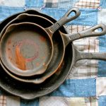 Caring for your Cast Iron Pan: a proverbial piece o'cake