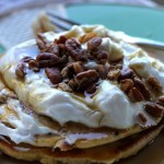 Better-than-Village-Inn's Pecan Pancakes: another 5MBM