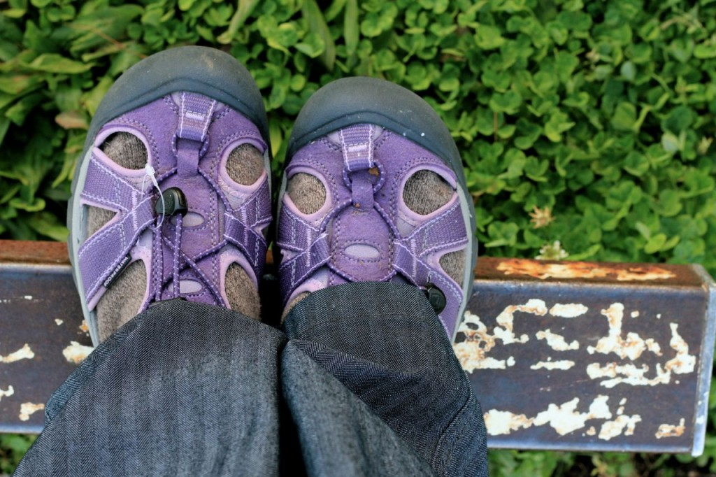 selfpnewshoes!