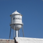 Ninety minutes in Brainard, Nebraska