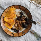 Fancy Overnight Oats: a new 5-minute breakfast mission