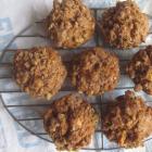 Pumpkin Spice Apple Streusel Muffins