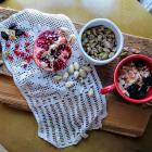 Turkish Breakfast Porridge: because a hot breakfast will make you smarter.