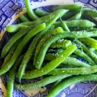 Green Beans 101, or how not to ruin your fresh green beans
