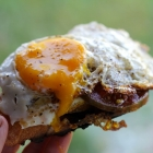Crispy Fried Eggs on Toast . . . Demystified! A new 5MBM*