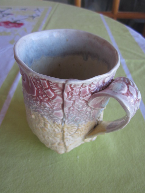 This is the mug I drink my morning coffee out of every morning.
