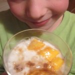 The ultimate comfort food, only better: coconut tapioca pudding!