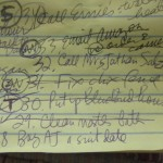 Tackle procrastination with the Ultimate Procrastination List