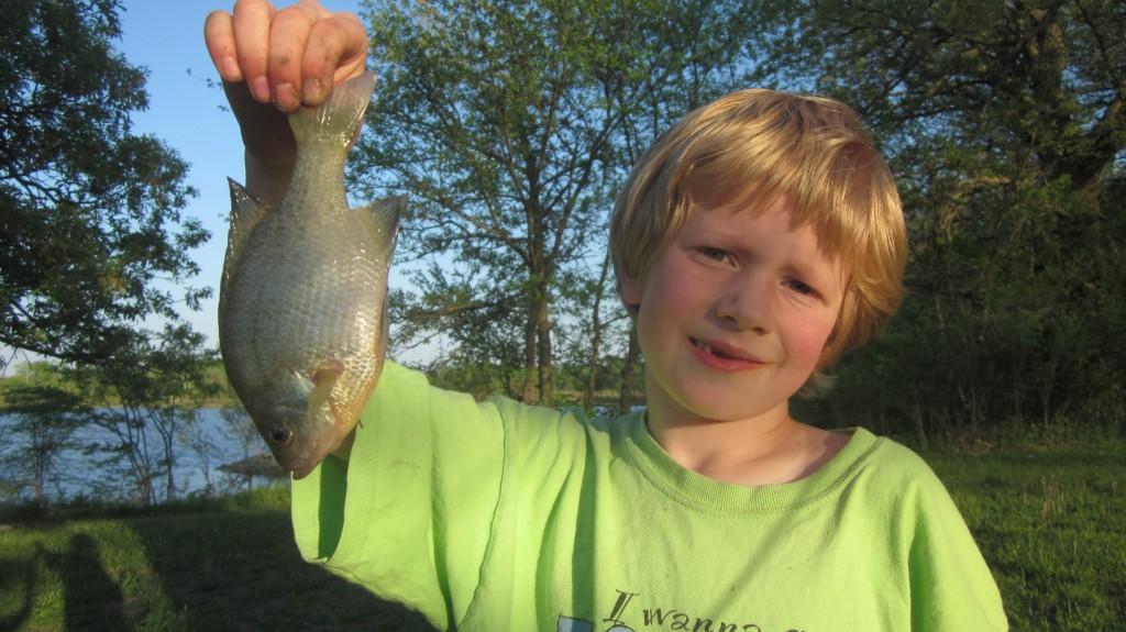 happy birthday fishing trip