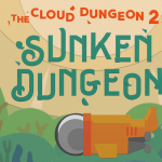 Quarantine Coloring Pages freebies & The Sunken Dungeon Kickstarter!