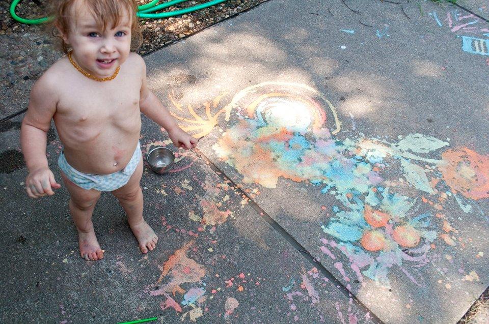 Such an artist!