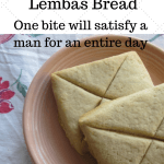 Elven Lembas Bread recipe: a bite will satisfy a man for a day!