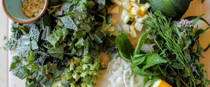 Summer Squash Abundance Lasagna: a desperation recipe
