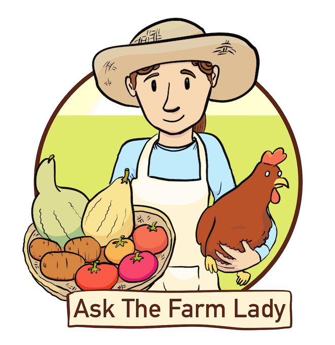 Ask the Farm lady image