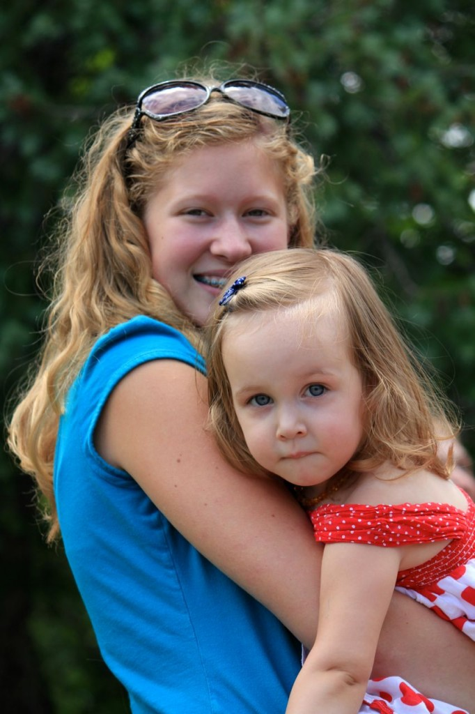 Amalia and Princess Anee: I love to watch these two together.