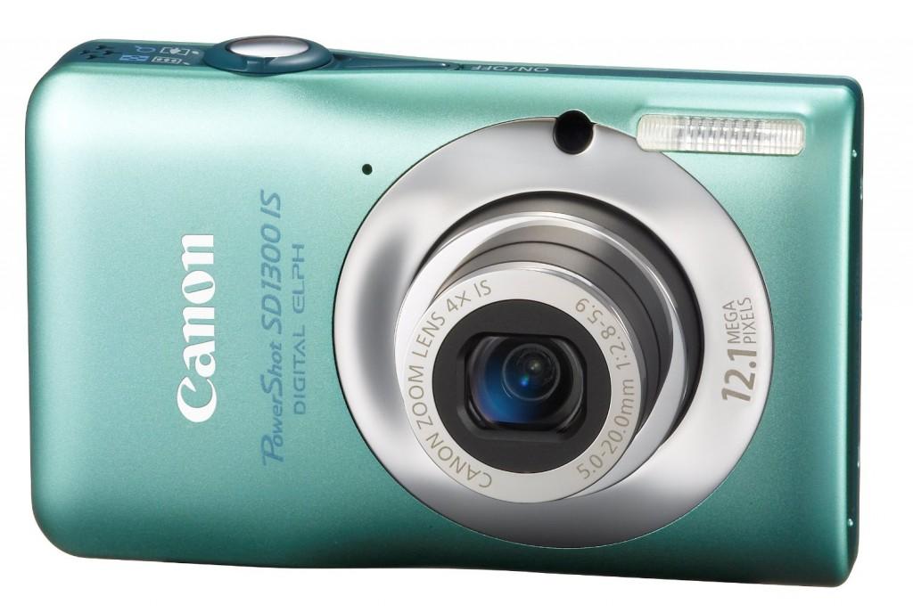 canon Powershot SD 1300