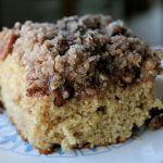 Dang! Best Cowboy Coffee Cake recipe, yee-haw!