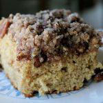 Dang! Best Cowboy Coffee Cake recipe, yee-haw!