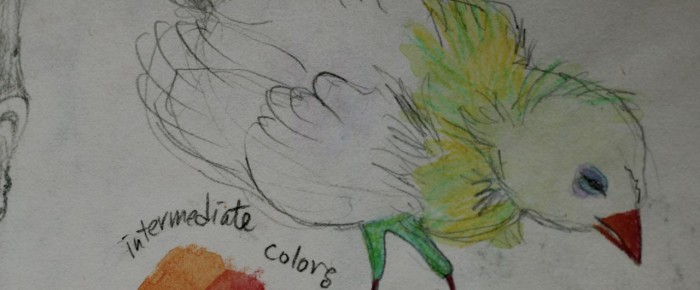 Sketchbook as Memory-Keeper: Sketchbook Thursdays