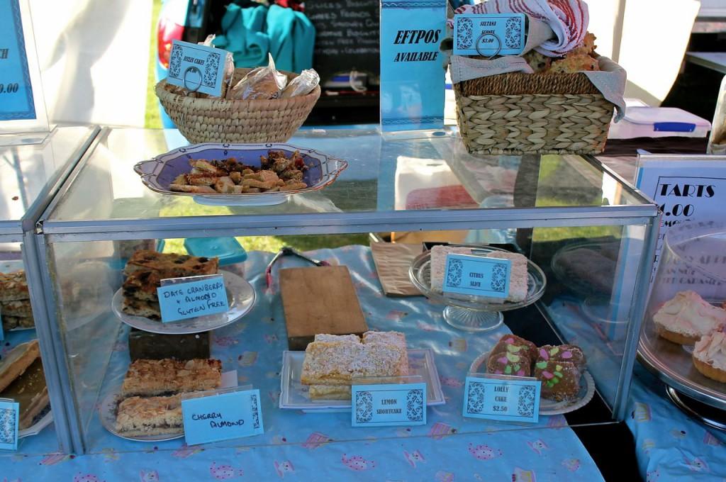 New Zealand pastries: