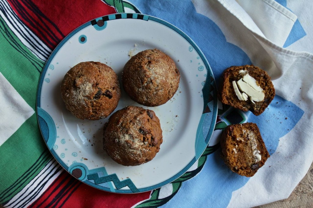 These muffins. Are marvelous.
