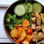 Wondrously tasty and surprisingly addicting: Amalia's Hot Salads!
