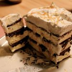 Very Fast, Very Delish, Very Brilliant: Amalia's Ice Cream Sandwich Cake