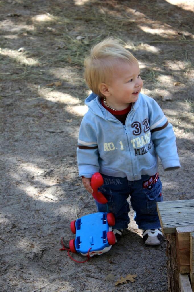 My sister Mollie's baby boy-o Milo: So. Much. Sweetness.