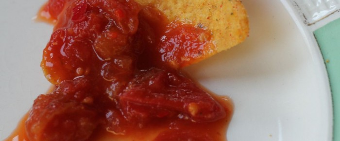 The Salsa Recipe that ruined everything.