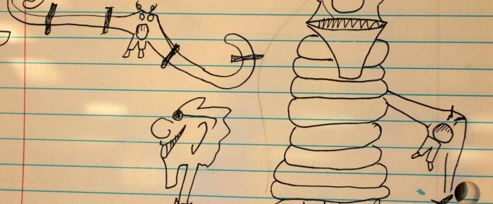 Sketchbook Thursday: good for your brain and happifying, besides