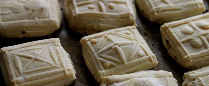 Cookie Heritage: Springerle recipe, tweaked