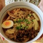 You can make superb restaurant-worthy Shoyu RAMEN at home!